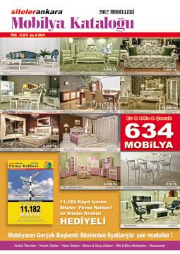 sitelerankara.com 2011 Mobilya Katalogu
