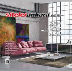 sitelerankara.com 2014 Siteler Mobilya Kataloğu