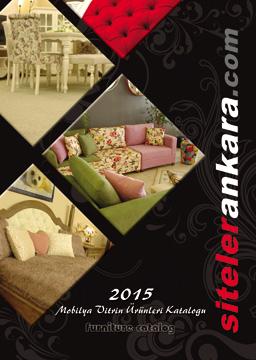 sitelerankara.com 2014 Gaziantep Mobilya Fuarı Kataloğu