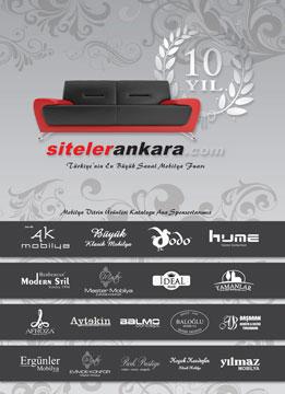 sitelerankara.com 2015 Mobilya Kataloğu